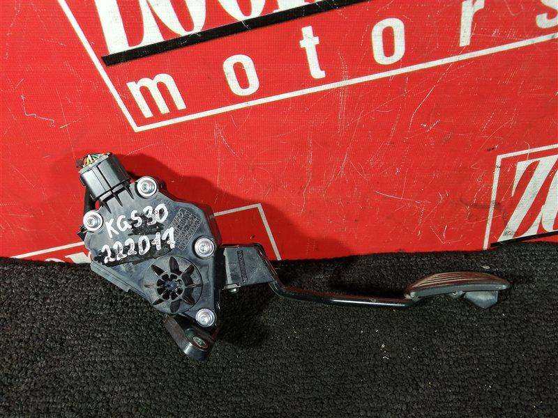 Педаль Toyota Passo KGC30 1KR-FE 2010