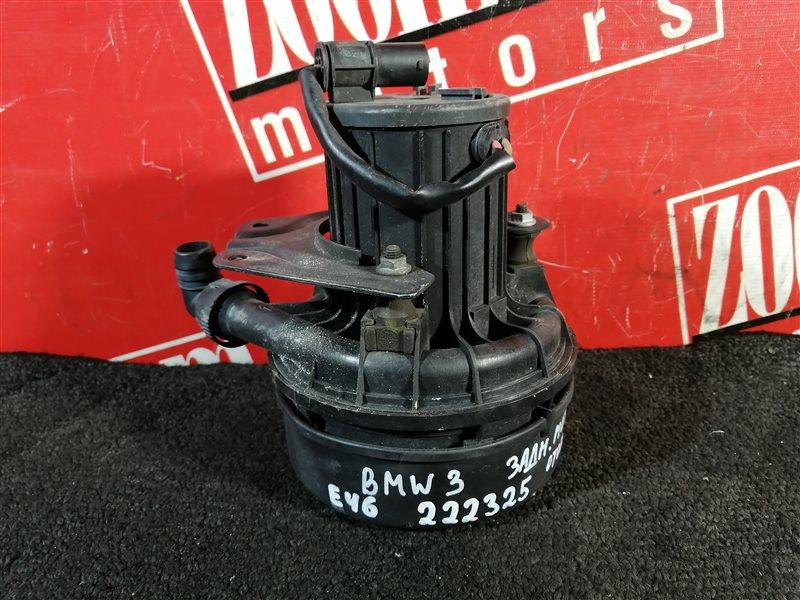 Вентилятор (мотор отопителя) Bmw 318 E46 N46 B20A 2001 задний