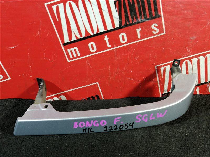 Планка под фару Mazda Bongo Friendee SGLW WL-T 2001 передняя левая серебро