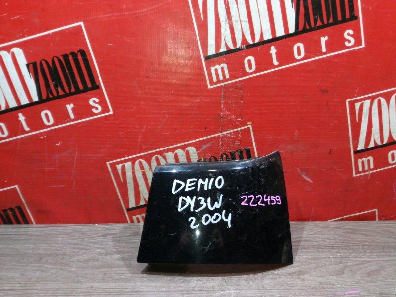 Планка под фонарь Mazda Demio DY3W ZJ-VE 2002 задняя правая черный