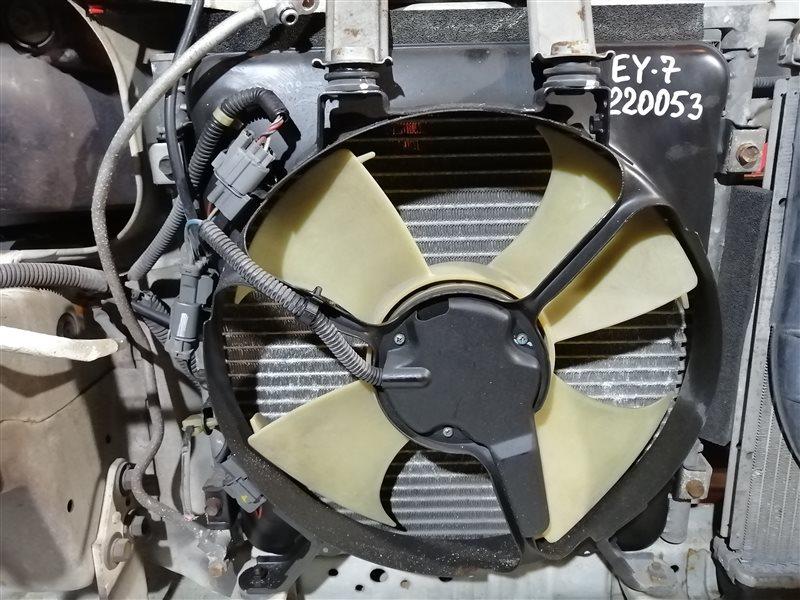 Радиатор кондиционера Honda Partner EY7 D15B 2000