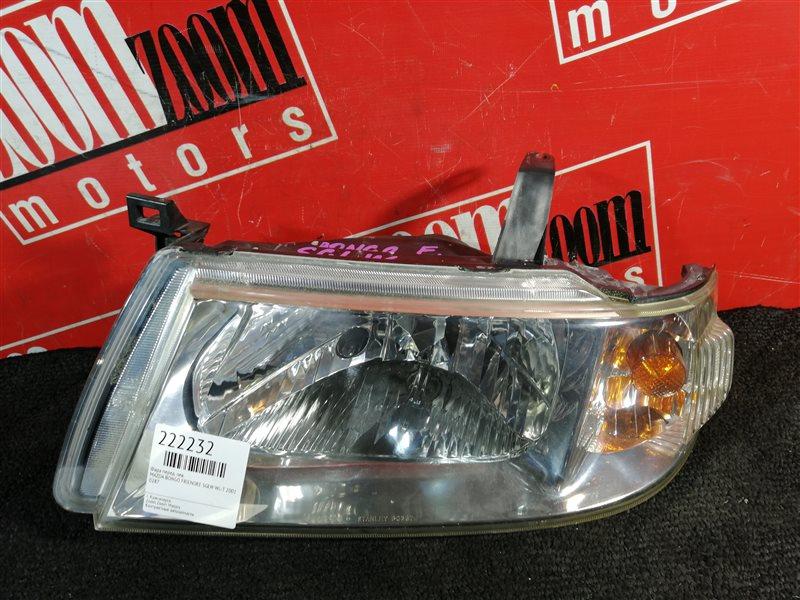 Фара Mazda Bongo Friendee SGLW WL-T 2001 передняя левая 0287