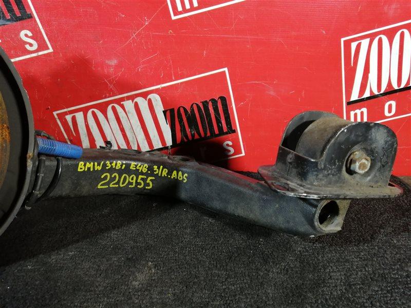 Ступица Bmw 318 E46 N46 B20A 2001 задняя правая