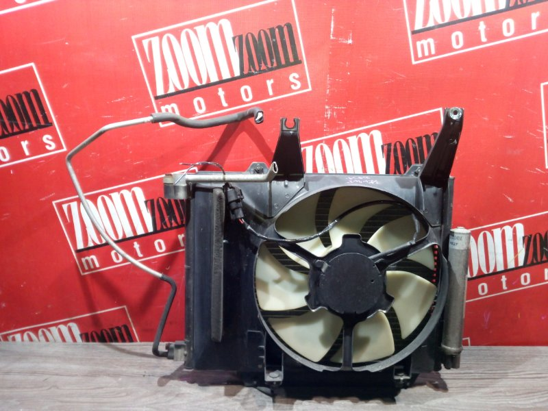 Радиатор кондиционера Suzuki Chevrolet Cruze HR52S M15A 2005 передний