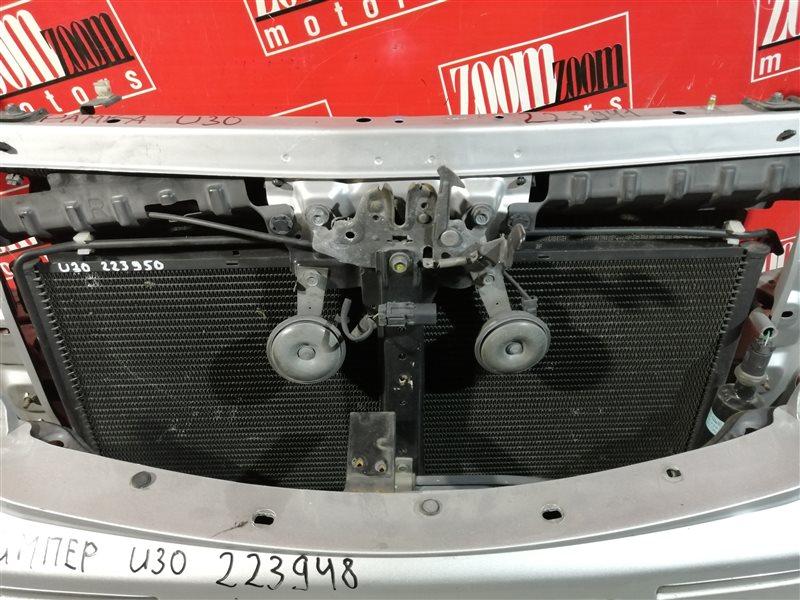 Радиатор кондиционера Nissan Presage U30 VQ30DE