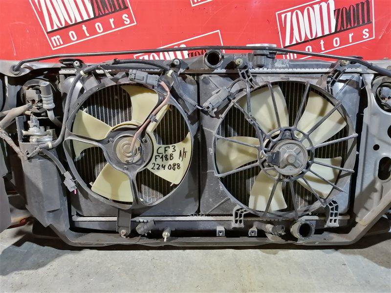 Радиатор двигателя Honda Torneo CF3 F18B 2001
