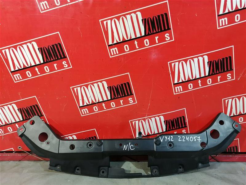Накладка на решетку радиатора Nissan Ad VY12 MR18DE 2006