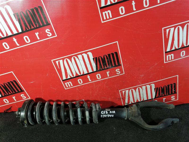 Стойка подвески Honda Torneo CF3 F18B 1997 передняя правая