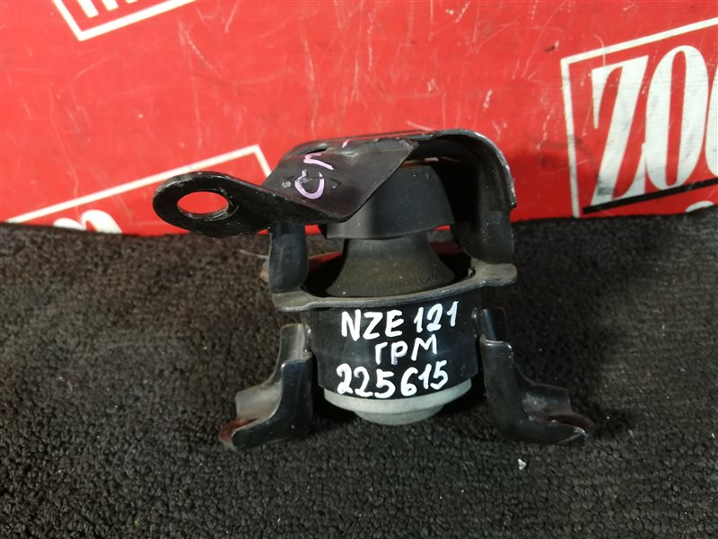 Подушка двигателя Toyota Allex NZE121 1NZ-FE 2001 передняя правая