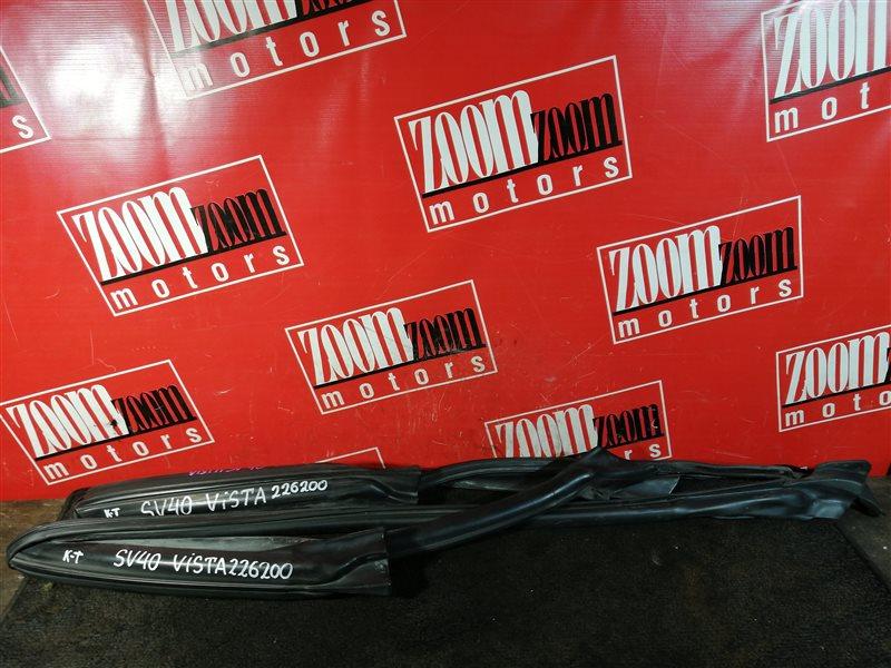 Уплотнитель (резинка уплотнительная) Toyota Vista SV40 4S-FE 1994