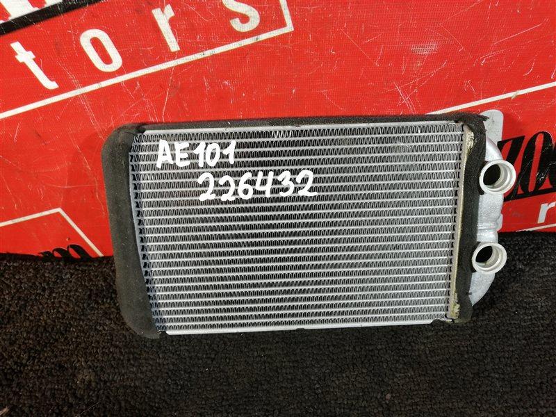 Радиатор отопителя Toyota Corolla Ceres AE101 5A-FE 1992