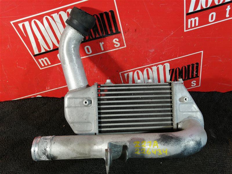 Радиатор интеркулера Mitsubishi Colt Z27A 4G15T 2002
