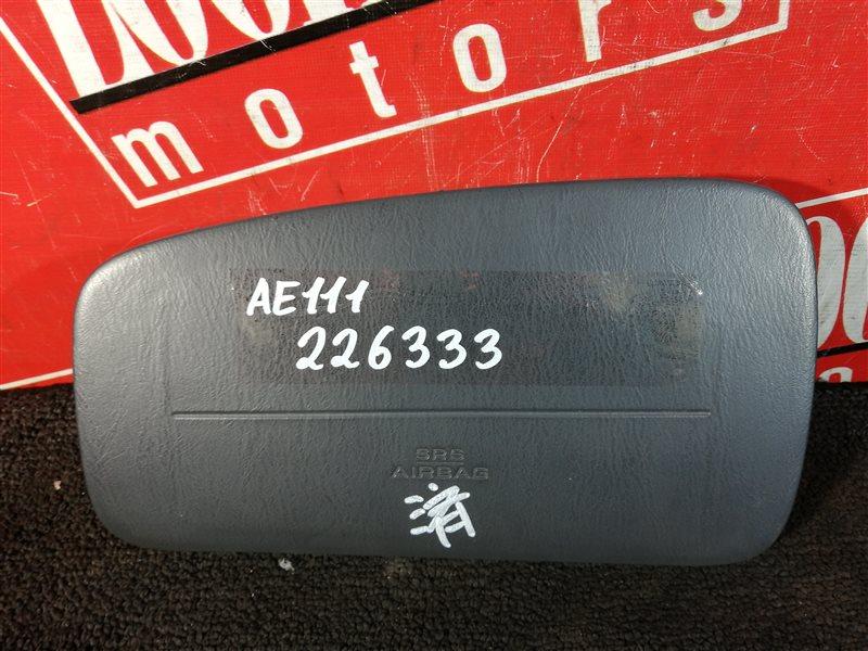 Аирбаг Toyota Corolla Levin AE111 4A-GE 1997 передний левый