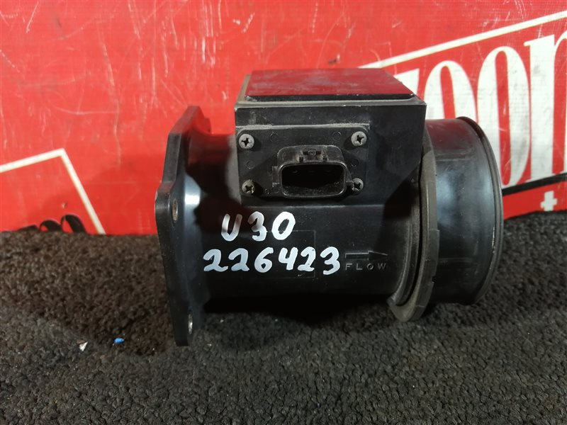 Расходомер (датчик расхода воздуха) Nissan Presage U30 VQ30DE 1998 22680-31U05 A36-608 E61