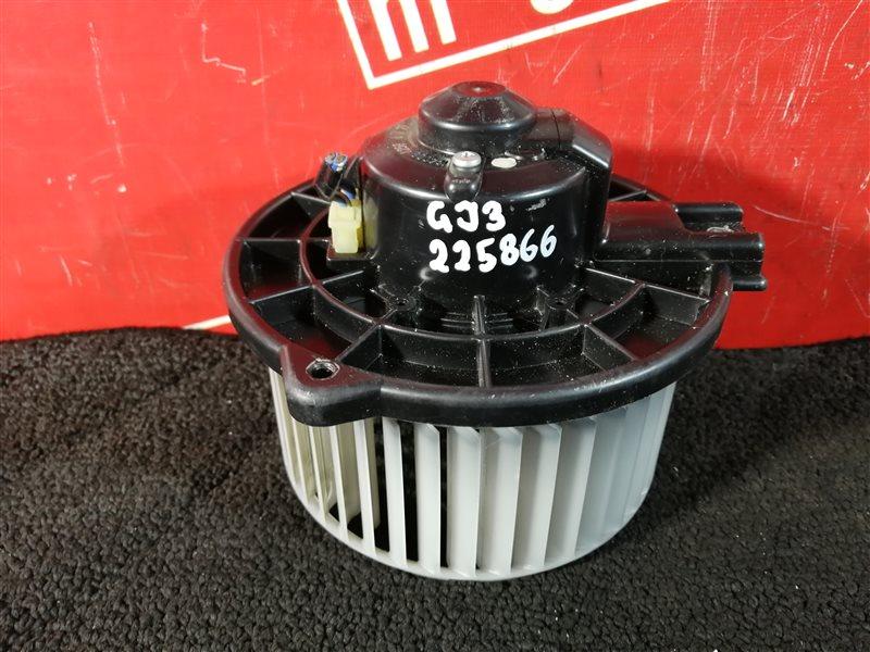 Вентилятор (мотор отопителя) Honda Partner GJ3 L13A 2005