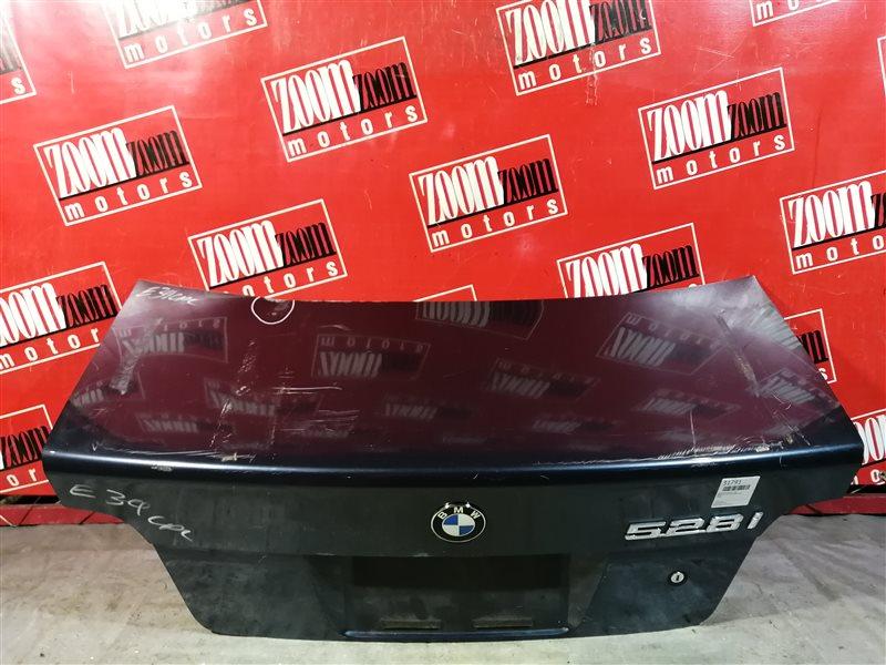 Крышка багажника Bmw 525I. 525 E39 1995 задняя серый