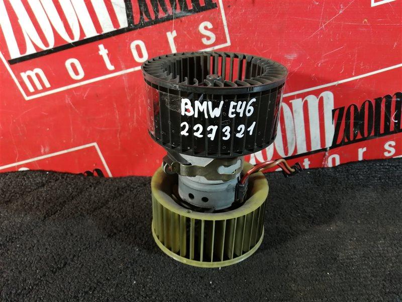 Вентилятор (мотор отопителя) Bmw 325I E46 M52 B20 1998