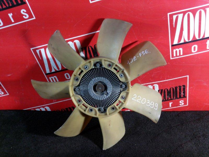 Вискомуфта вентилятора радиатора Toyota Mark Ii JZX110 1JZ-FSE 2000
