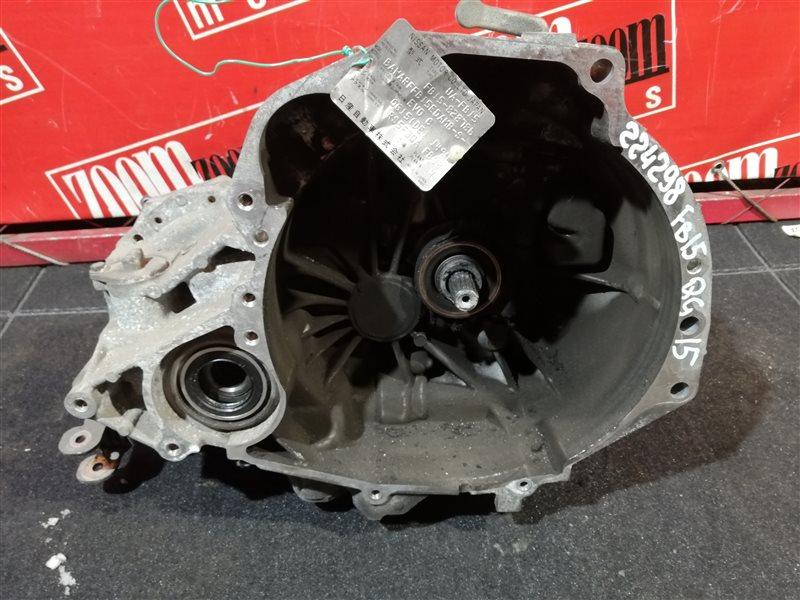 Мкпп Nissan Sunny FB15 QG15DE 2003 RS5F03A