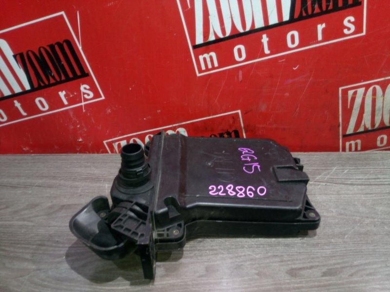 Корпус компьютера Nissan Sunny FB15 QG15DE 1999 A56-K47B35 9220