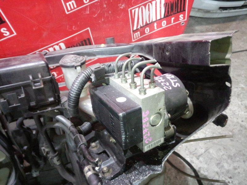 Блок abs (модулятор abs) Toyota Curren ST206 3S-FE 1993 передний