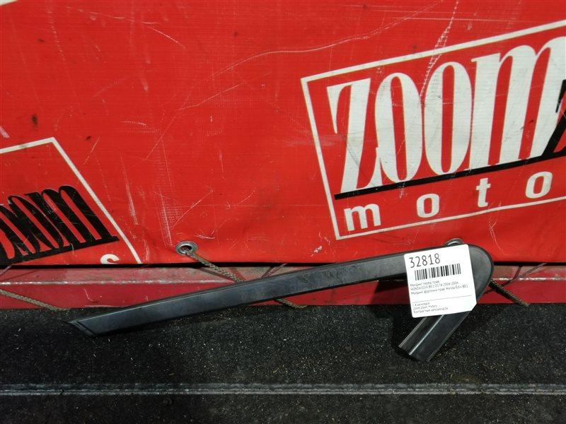 Молдинг Honda Edix BE1 D17A 2004 передний правый