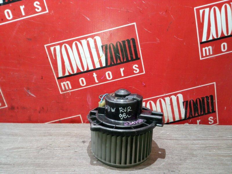 Вентилятор (мотор отопителя) Mitsubishi Rvr N64W 4G93 1998