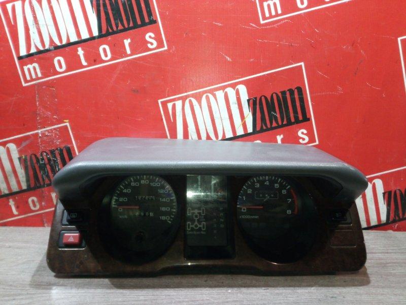 Комбинация приборов (спидометр) Mitsubishi Pajero V45W 6G74 1997 передняя MR298318 566-210