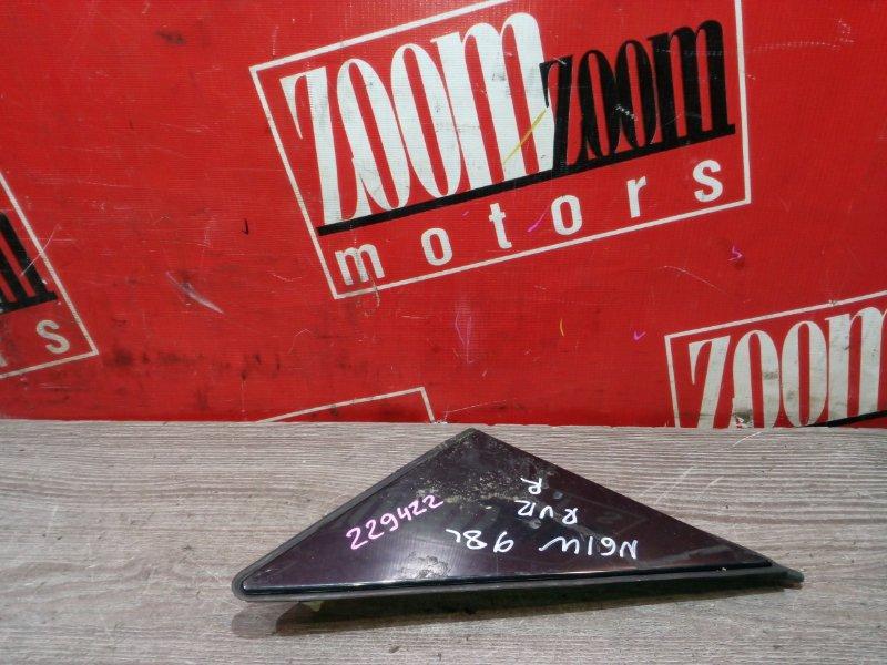 Накладка на крыло Mitsubishi Rvr N61W 4G93 1997 передняя правая