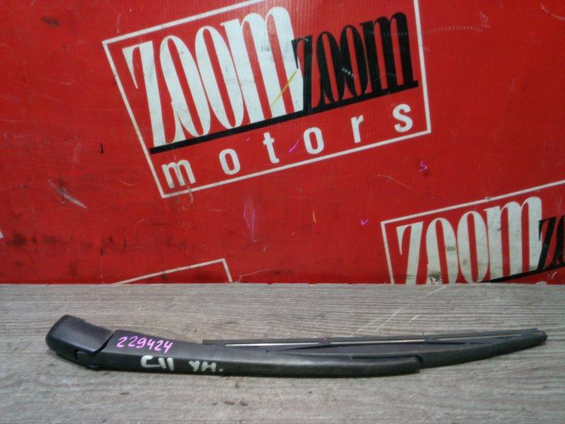 Щетка стеклоочистителя Nissan Tiida C11 HR15DE 2004 задняя