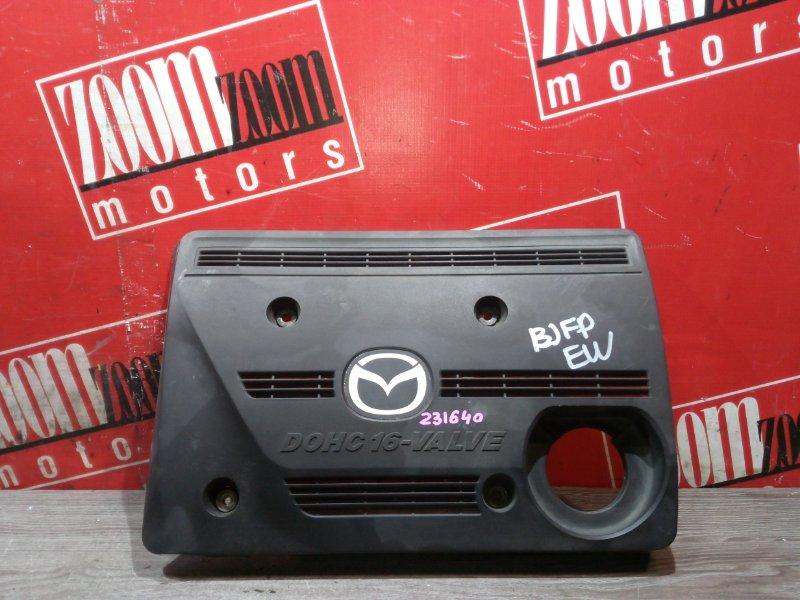 Крышка на двигатель декоративная Mazda Familia BJFP FS-DE 2001 передняя
