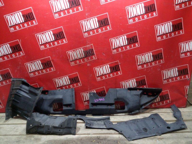 Защита двс Mitsubishi Delica CV5W 4B12 2007 передняя