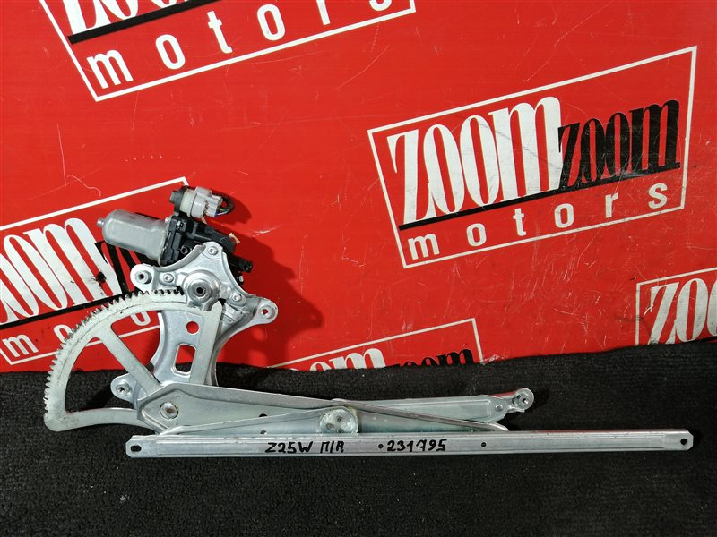 Стеклоподъемник Mitsubishi Colt Z25A 4A90 2002 передний правый