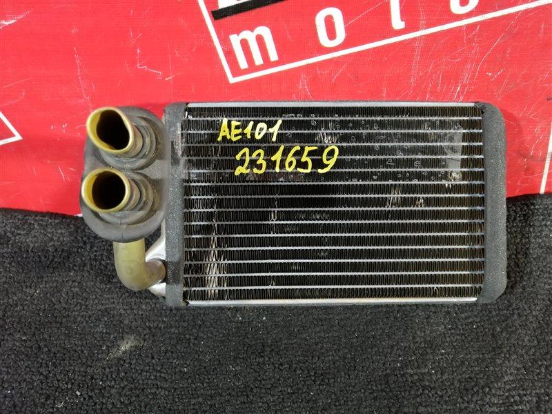 Радиатор отопителя Toyota Sprinter Marino AE101 4A-FE 1992