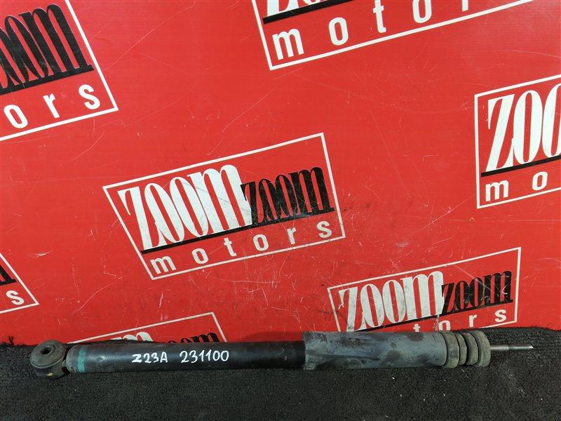Амортизатор Mitsubishi Colt Plus Z23A 4A90 2004 задний