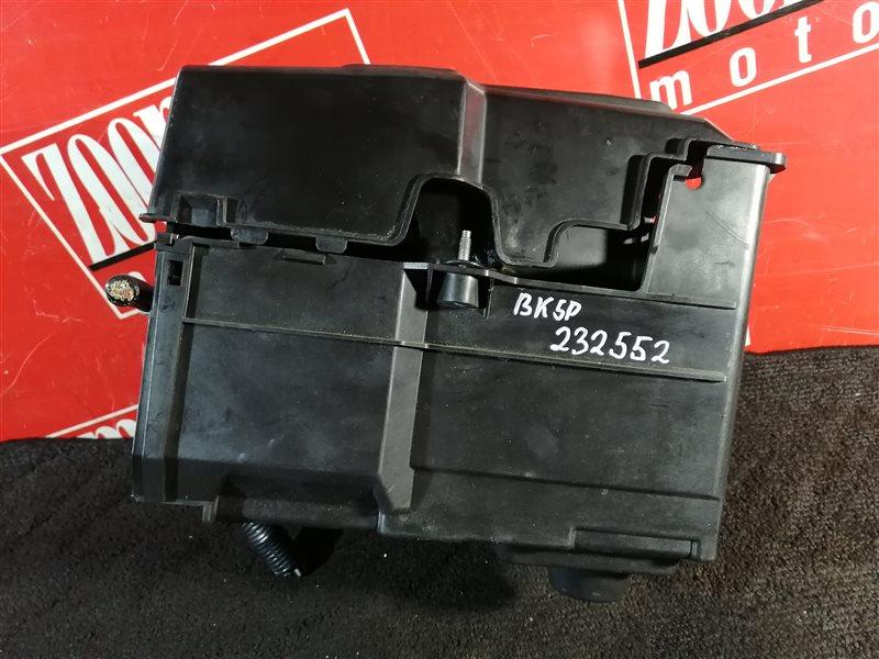 Полка под аккумулятор Mazda Axela BK5P ZY-VE 2004