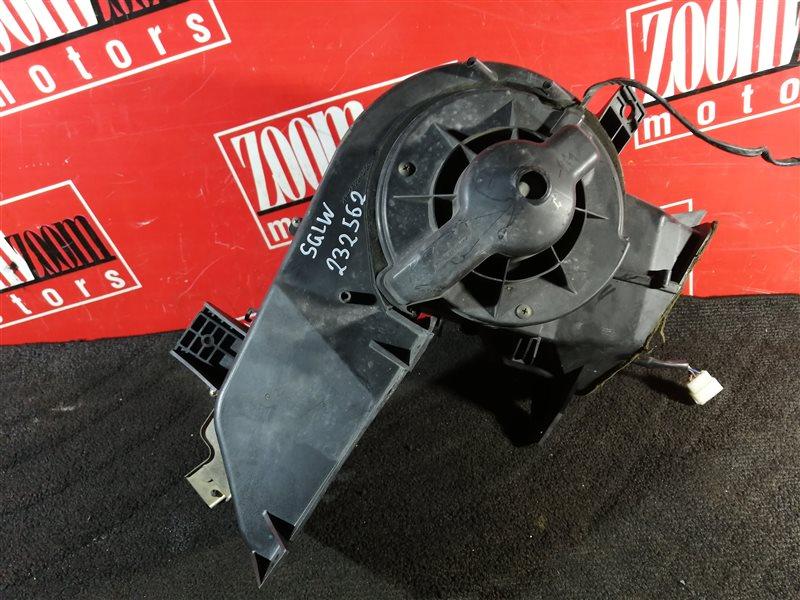 Вентилятор (мотор отопителя) Mazda Bongo Friendee SGLW WL-T 2001 задний