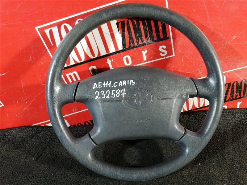 Руль Toyota Sprinter Carib AE111 4A-FE 2000
