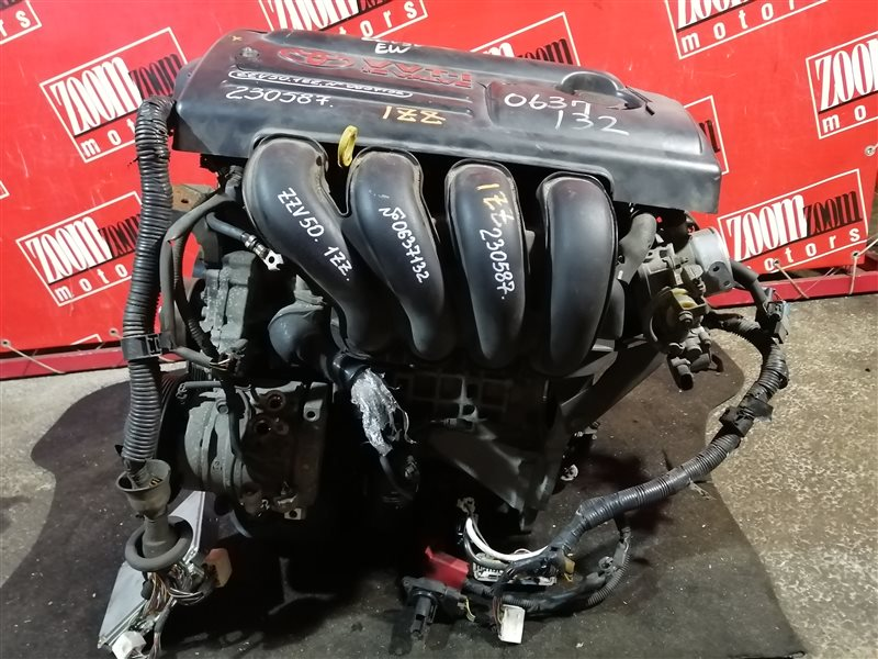 Двигатель Toyota Vista Ardeo ZZV50 1ZZ-FE 2001 0637132
