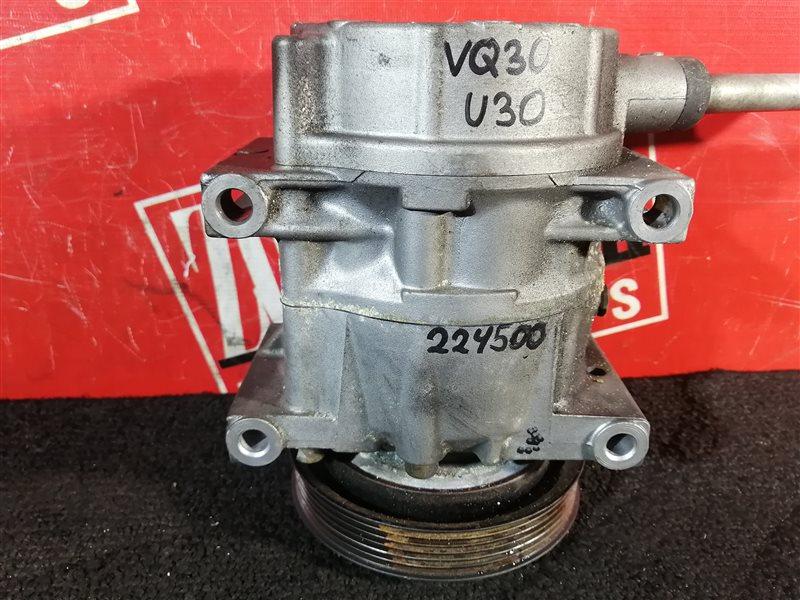 Компрессор кондиционера Nissan Presage U30 VQ30DE