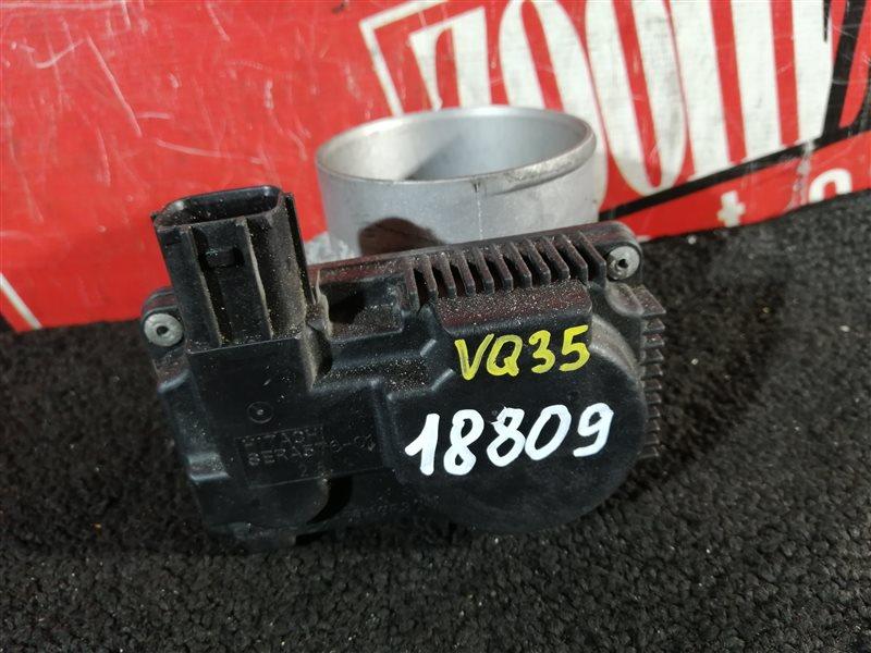 Заслонка дроссельная Nissan Elgrand E51 VQ35DE