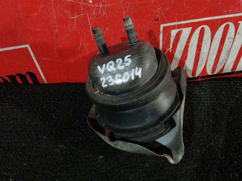Подушка двигателя Nissan Elgrand E51 VQ35DE 2002