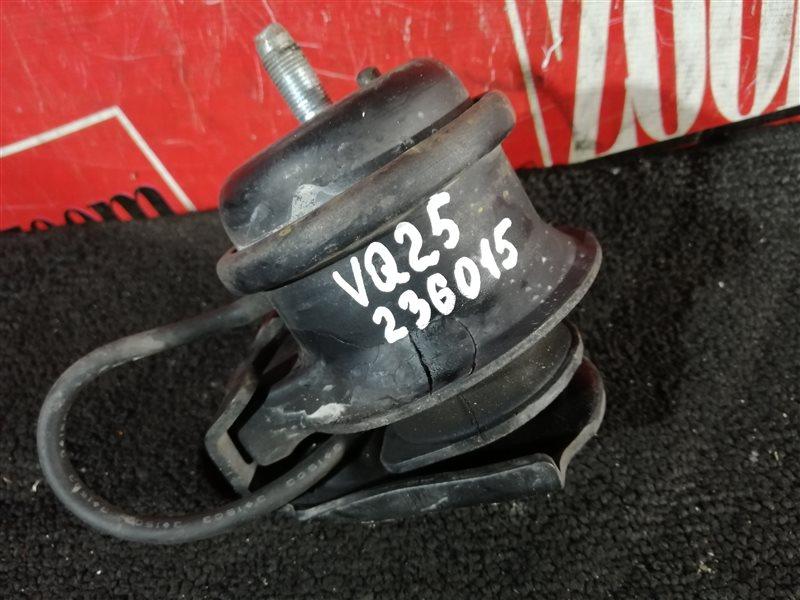 Подушка двигателя Nissan Skyline HV35 VQ25DE 2001