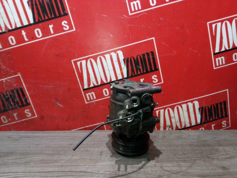 Компрессор кондиционера Honda Edix BE1 D17A 2004