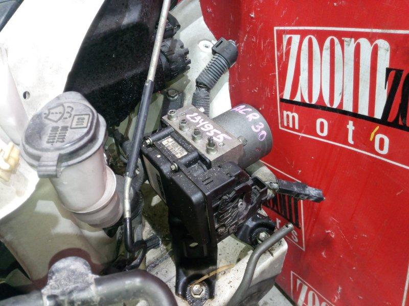 Блок abs (модулятор abs) Toyota Estima ACR30 2AZ-FE 2003