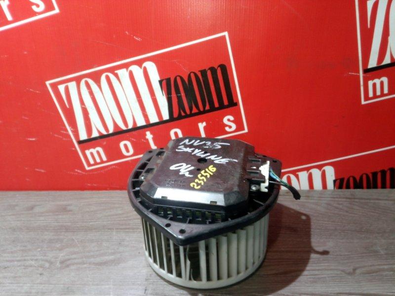 Вентилятор (мотор отопителя) Nissan Skyline V35 VQ25DD 2001
