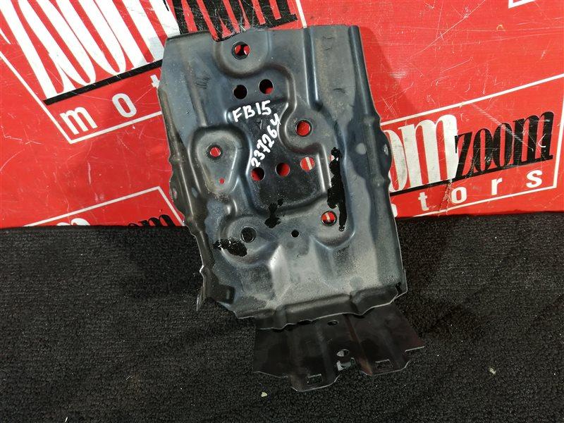 Полка под аккумулятор Nissan Sunny FB15 QG15DE 1998