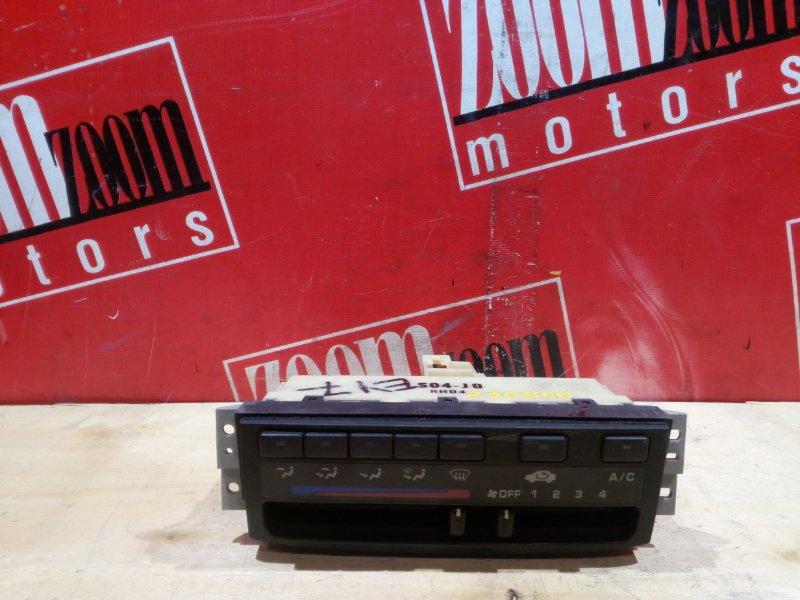 Блок управления отоплением и вентиляцией Honda Partner EY7 D15B 1996