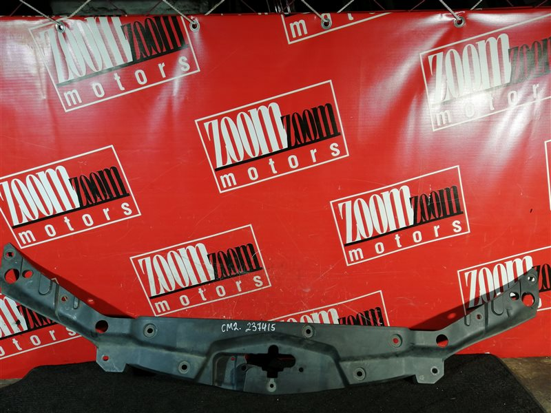 Накладка на решетку радиатора Honda Accord CM2 K24A 2002 передняя