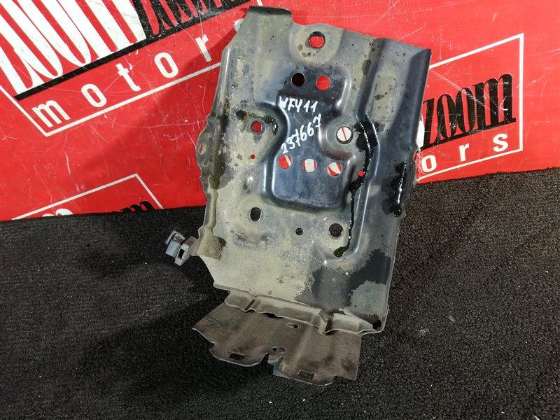 Полка под аккумулятор Nissan Wingroad WFY11 QG15DE 2002